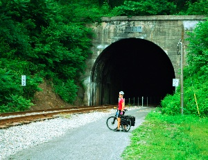 allegheny trail in cumberland
