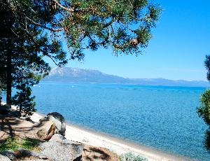 Lake Tahoe beach.JPG